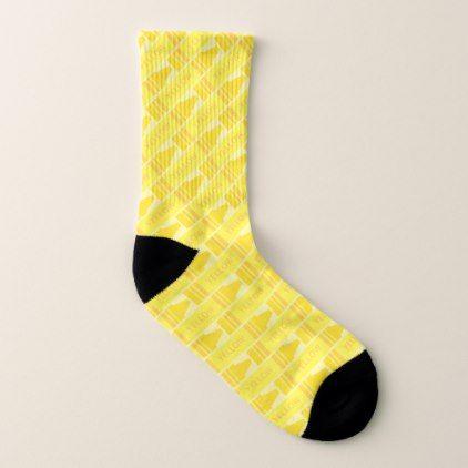 cute yellow crayon patterned socks pattern pinterest patterned