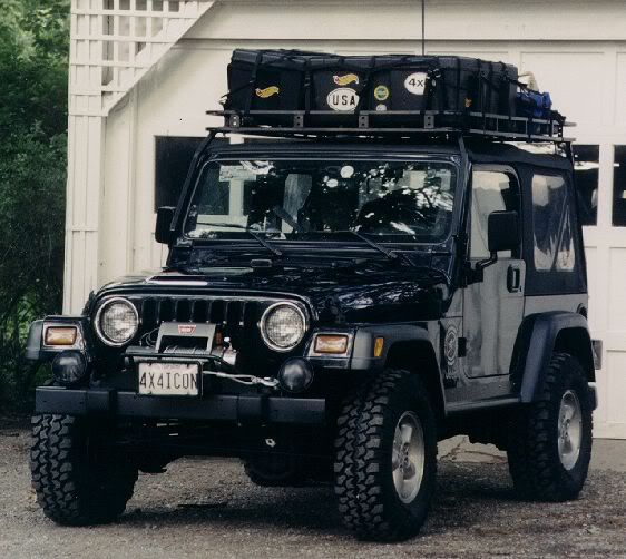 Official Jeep Accessories: Tj Expedition Vehicle - Google Search