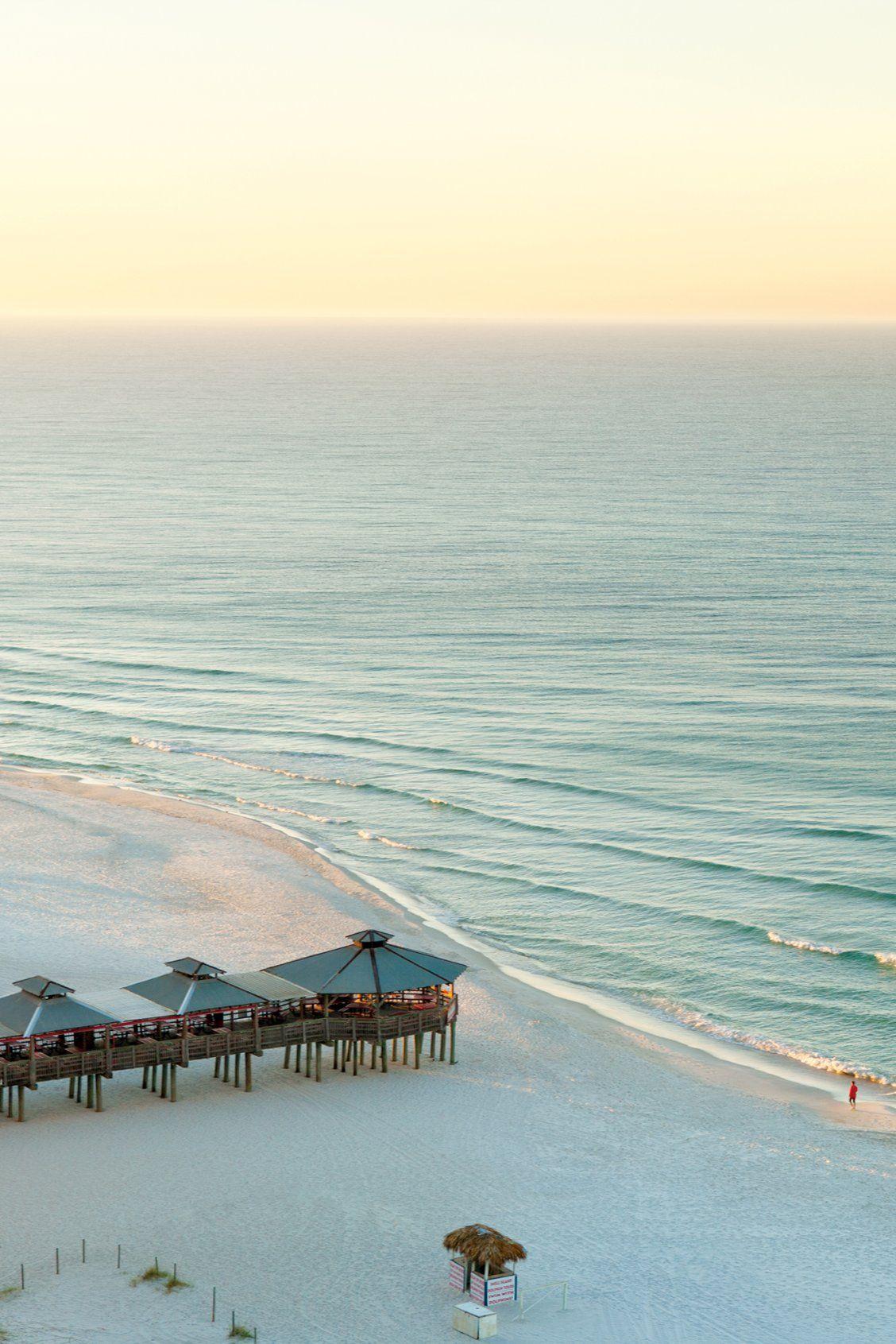 Panama City Beach, Florida has some of the best beach bars. #pcb #florida #beaches #bars