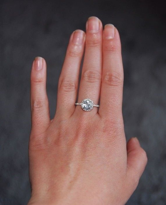 under $1000 engagement ring, I'm guessing david will never look at this board though :( haha