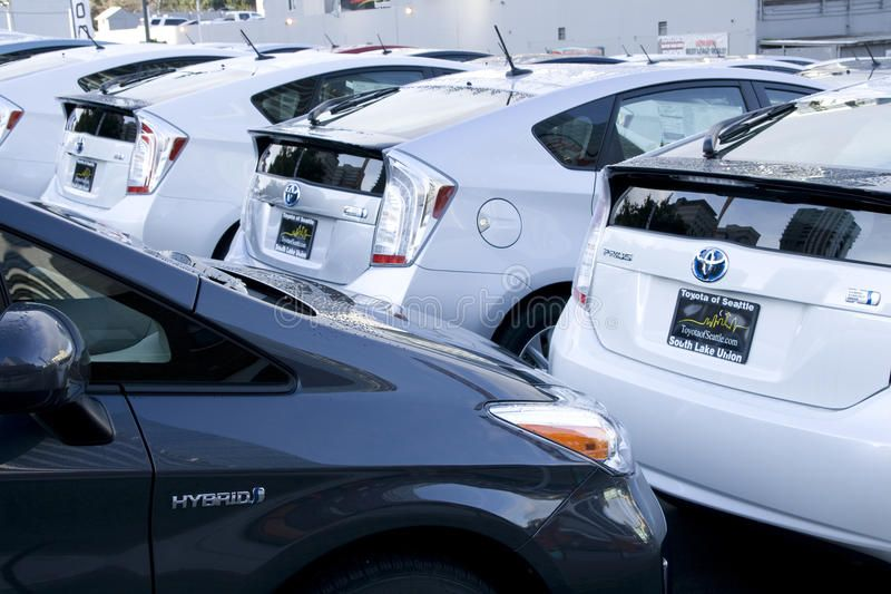 New Toyota Prius Hybrid Cars A Lot Of New Toyota Prius Hybrid