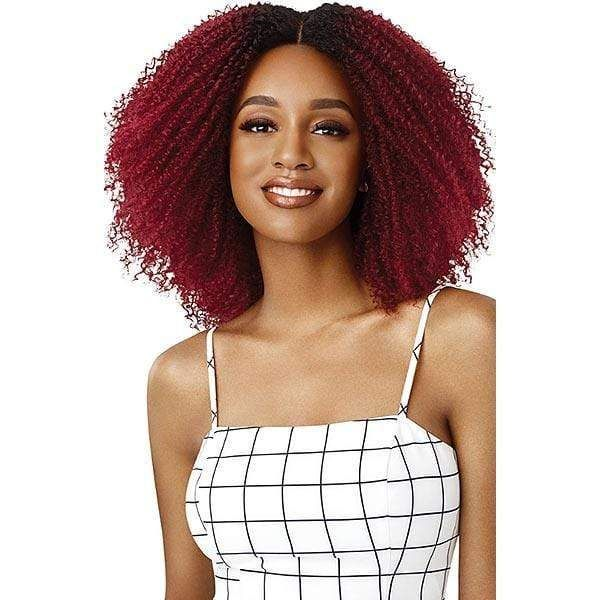 Outre Melted Hairline Lace Front Synthetic Hair Wig Ria in