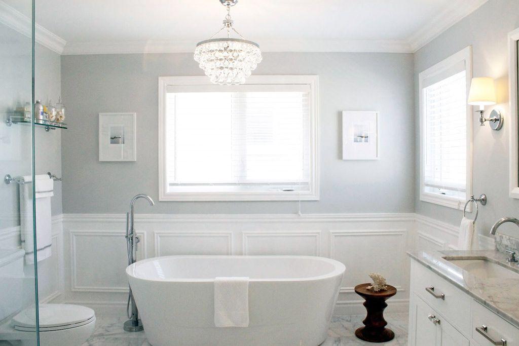Bathroom Color Ideas Master Bathroom Complete Grey Black White Bathroom Timeless Themes Schimmel Im Bad Badezimmerfarben Badezimmer Grau