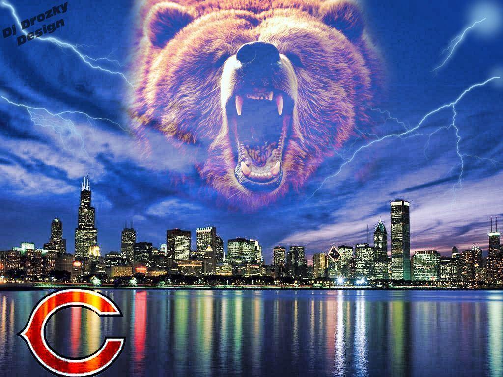Chicago Bears Desktop Wallpaper Christmas HD Wallpapers