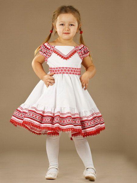 68110330379a3 Ukrainian Children's Dress embroidery. GREEN Dress for girls, Ukrainian national  Dress. Vyshyvanka. Ukrainian Girls' Clothing | for my sewing machine ...