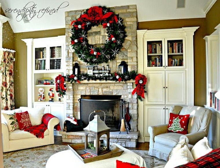 D corer sa maison pour no l en plus de 50 id es magiques noel pinterest noel deco noel et - Des idees pour decorer sa maison ...