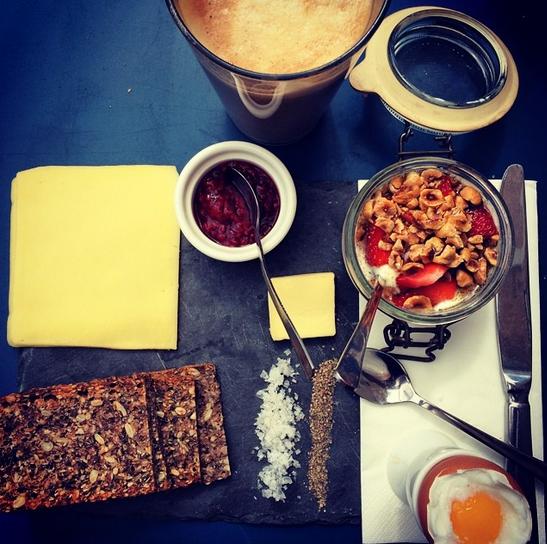 Her skal du spise morgenmad i København | Costume.dk