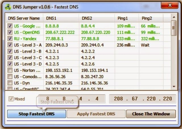 How to Change DNS Settings Using DNS Jumper | Complete