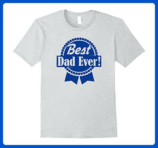 Big and Tall Sizes Great Fathers Day Shirts in Regular Best Dad Ever T-Shirts