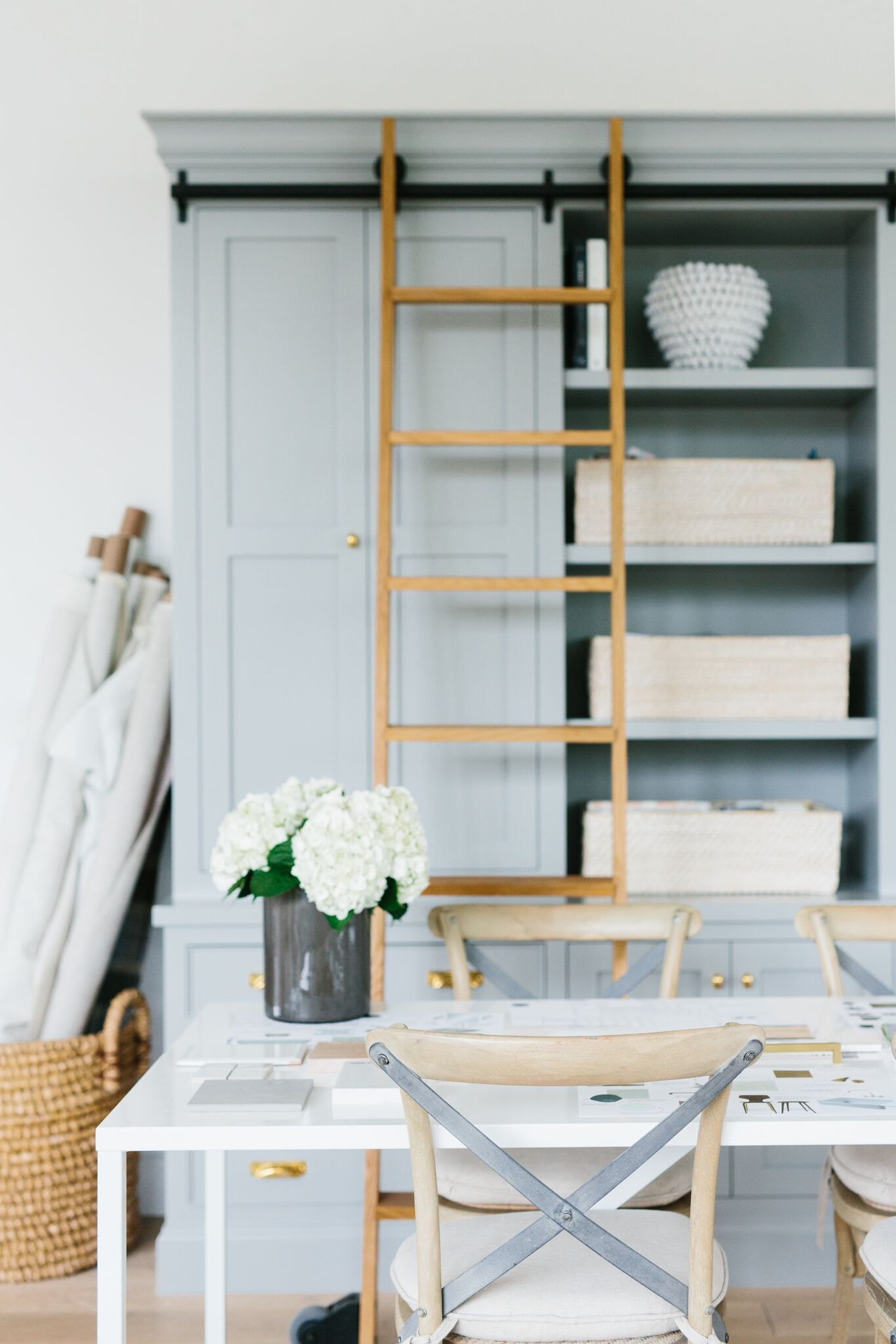 Get a tour of the studio mcgee office homeofficeremodelling