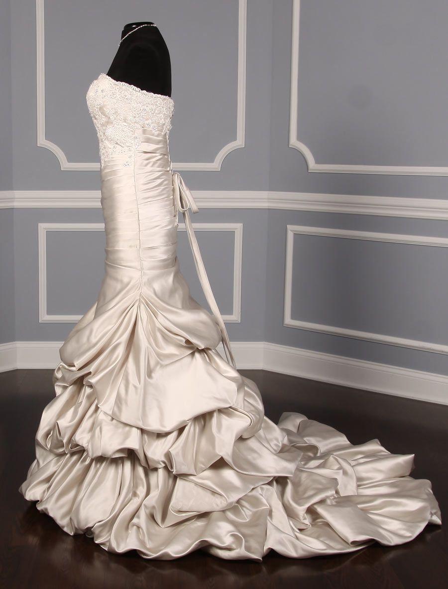 St Pucchi Vivienne 711 Wedding Dress In 2019 St Pucchi Wedding
