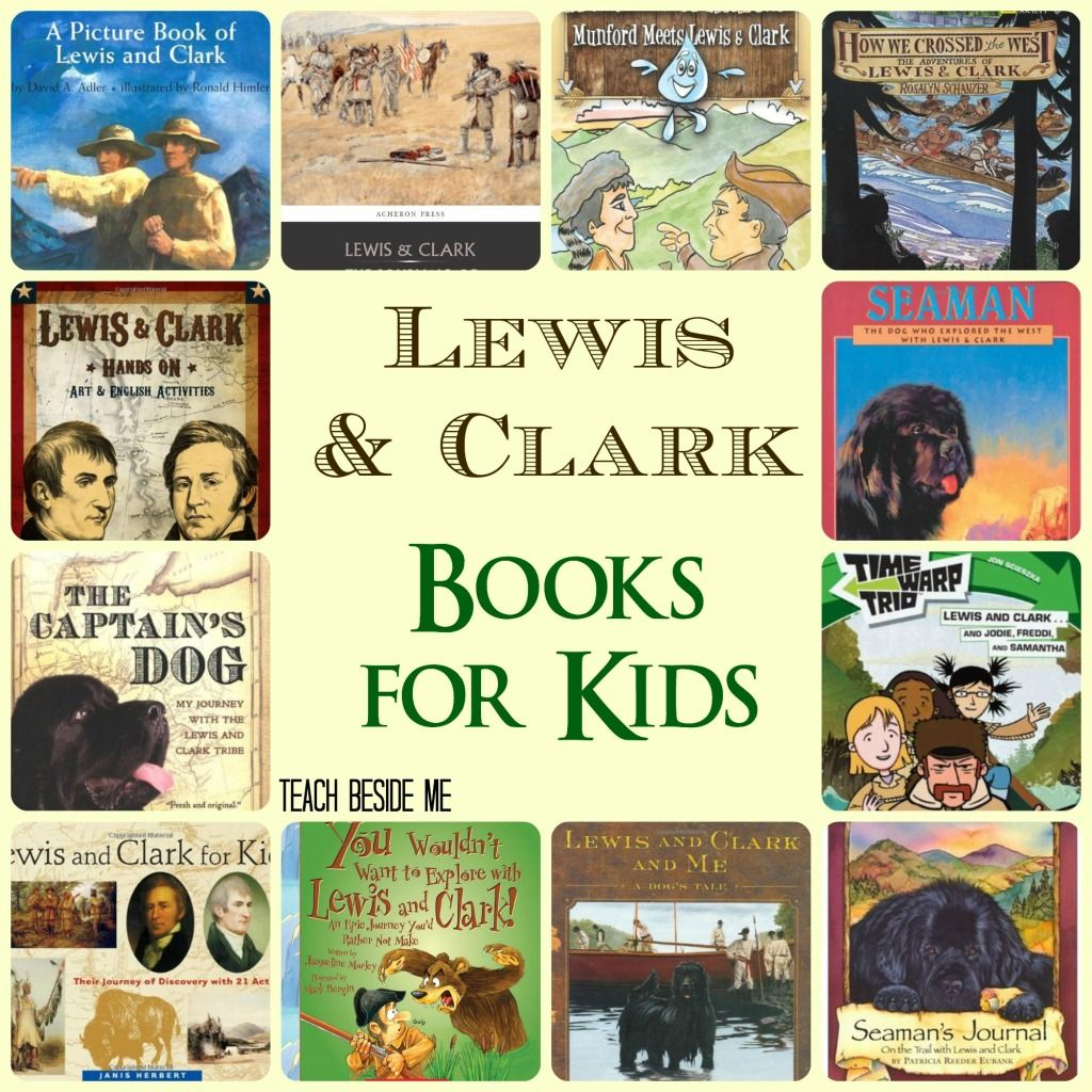 Lewis Amp Clark Learning Resources