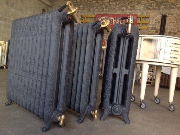 les radiateurs anciens motifs radiateur radiateur fonte et fleur. Black Bedroom Furniture Sets. Home Design Ideas