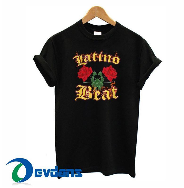 81b1500cbf9 Latino Beat Roses T Shirt Women And Men Size S To 3XL  gucci  tshirt
