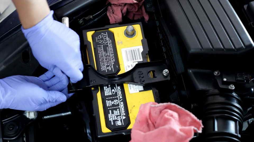 Amazing Car Battery For 2007 Honda Accord