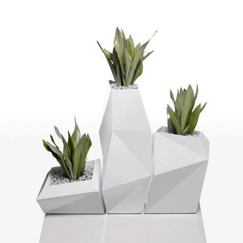 Macetas de cemento geometricas buscar con google - Macetas de cemento ...