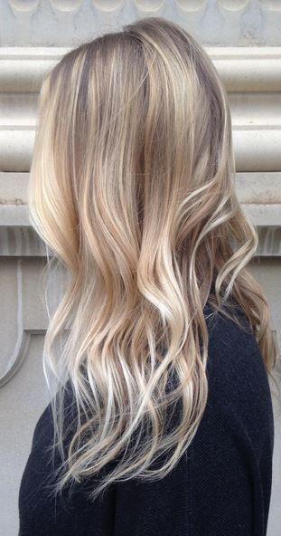 Hair Trends Natural Looking Blonde Highlights Blonde Hair