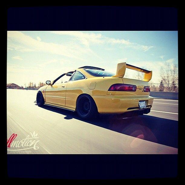 Honda Acura Integra GSR Or Type R #honda #acura #typeR