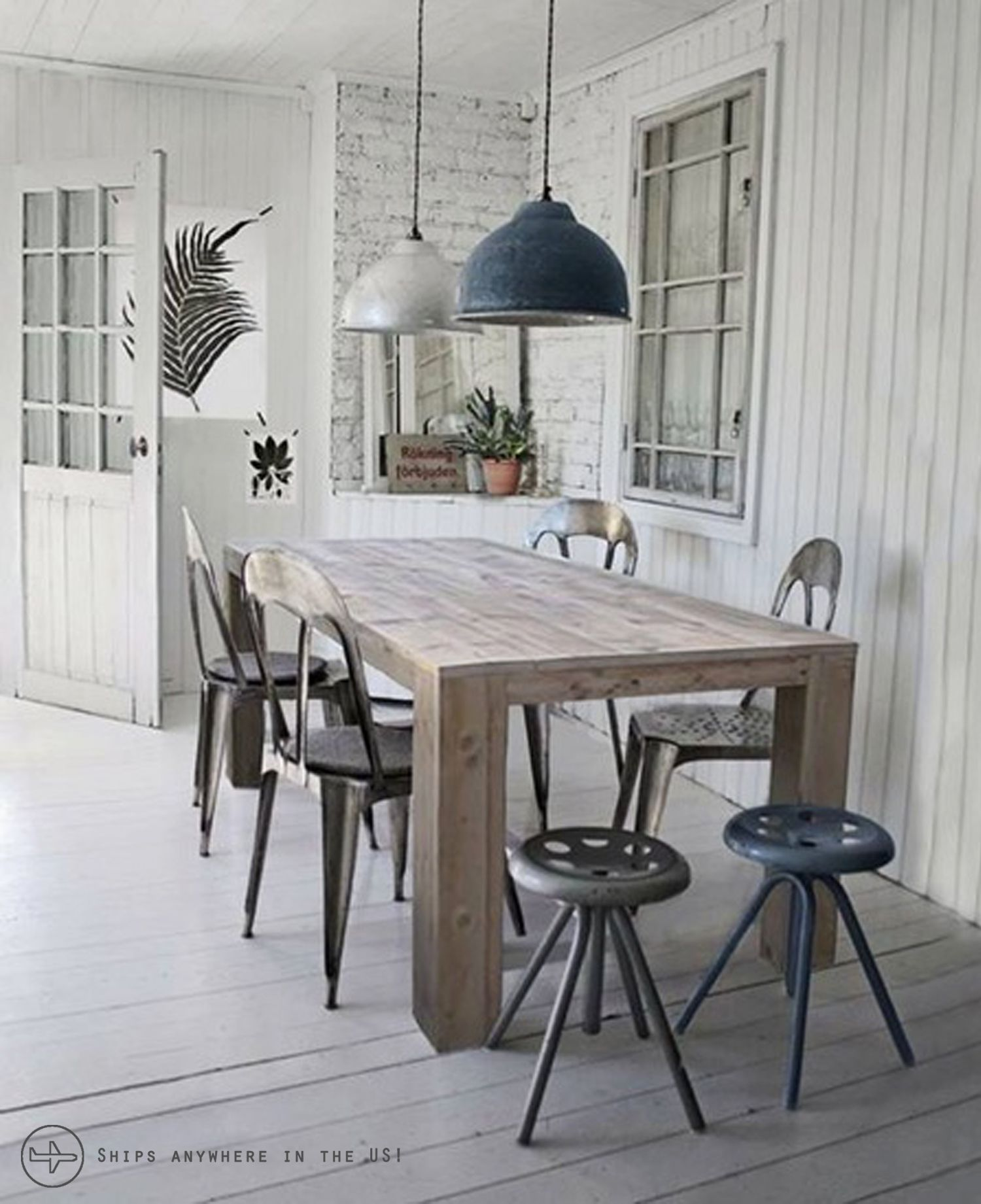 "Dining Room Furniture Dallas Interesting Custom Made Pinewood Dining Table ""dallas""  Dark Walnut And Dallas Inspiration"