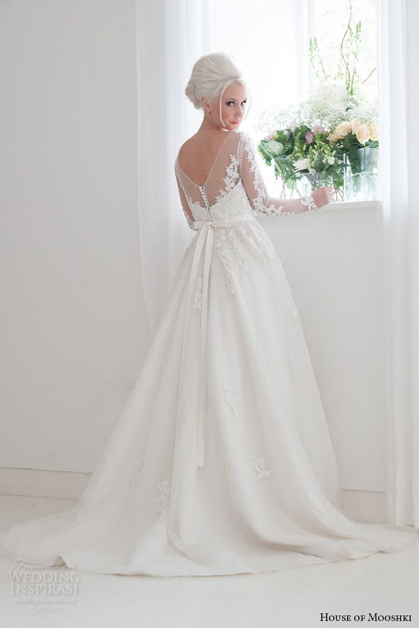 House of Mooshki 2016 Wedding Dresses | Wedding Inspirasi