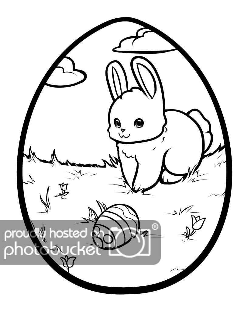 Kristine D Uploaded This Image To Easter Egg Coloring Pages See The Album On Photobucket Bunny Coloring Pages Egg Coloring Page Easter Bunny Colouring