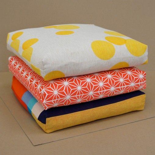 Spacecraft cushions