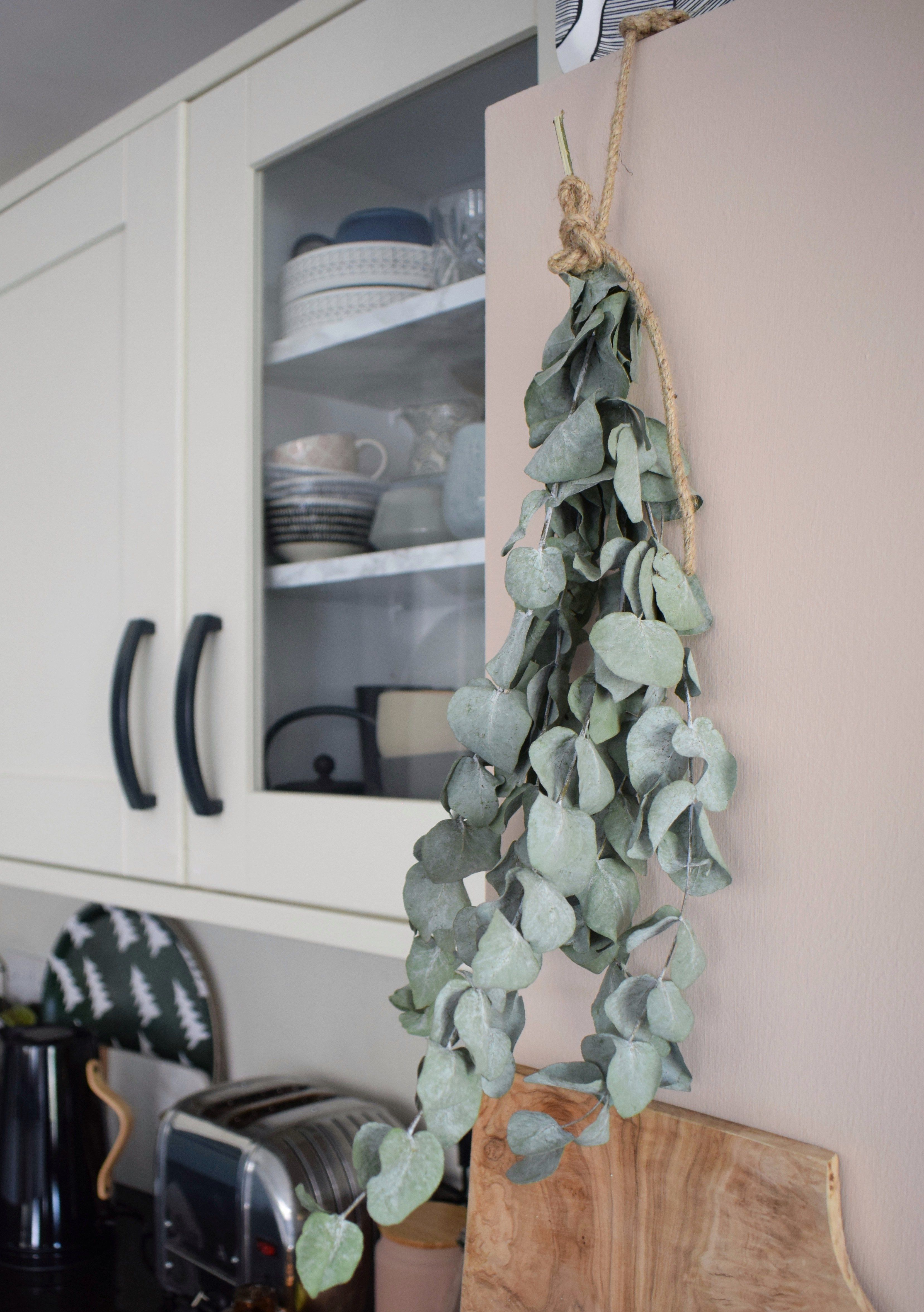 Our Kitchen Makeover A Budget Scandinavian Refresh With Pink And