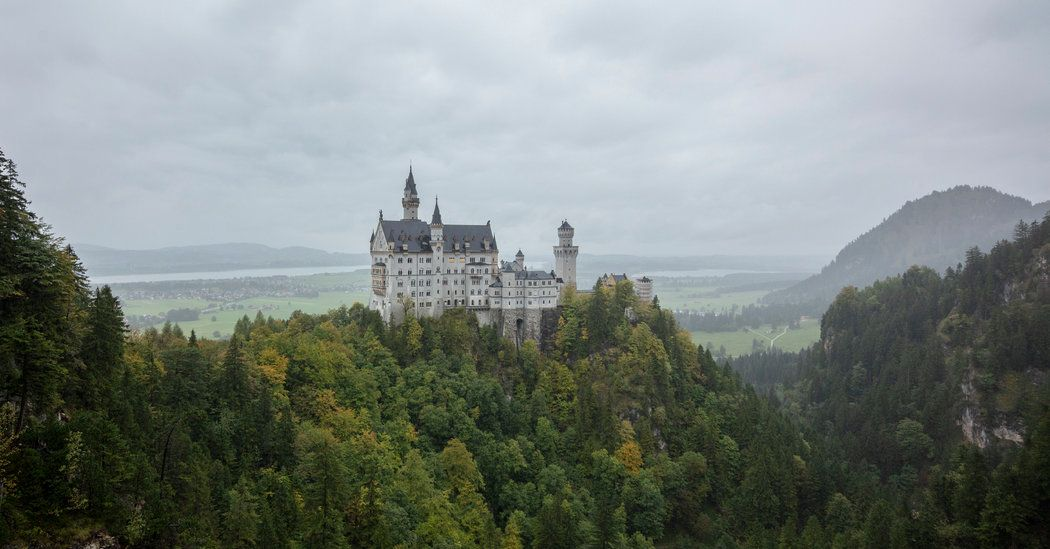 The New York Times - On a Family Road Trip Through #Germany: Fairy Tales, Castles and Cuckoo Clocks: Years after a magical solo… - View More