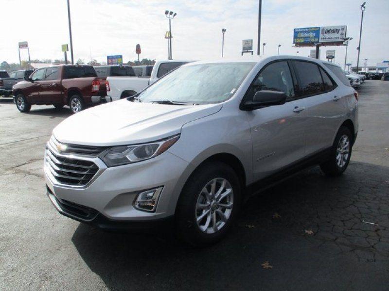 New 2019 Chevrolet Equinox Fwd Ls Sullivan Mo 63080 499958489
