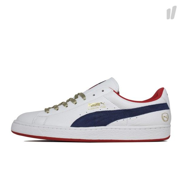 puma basket london