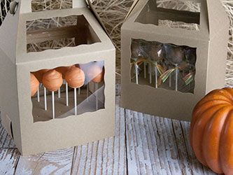 Cake Pop Boxes With Images Cake Pop Holder Cake Pop Boxes