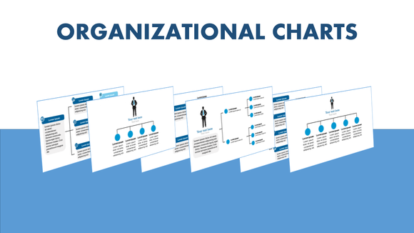 Organizational Charts Powerpoint By Yes Presentations On