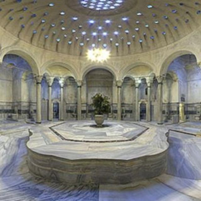 Wow This Is Gorgeous Hurrem Sultan Hamam Istanbul