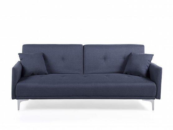 Sofa Rozkladana Granatowa Lucan Furniture Furniture Design Sofa
