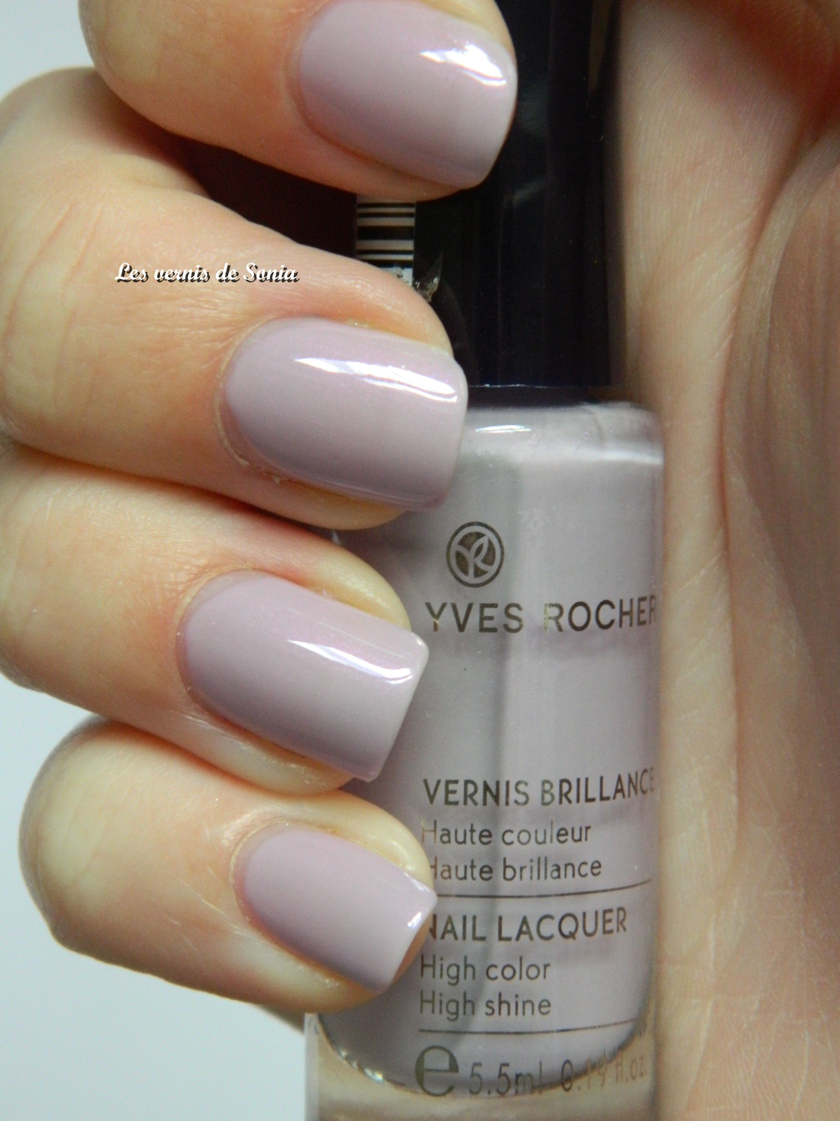 faux ongles yves rocher