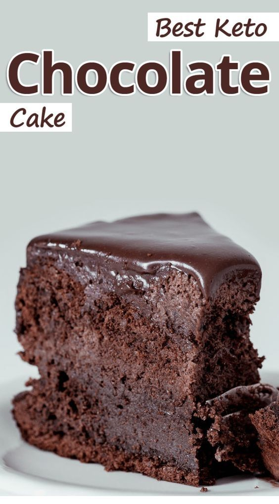 Best Keto Chocolate Cake | Keto Diet Meal Plan