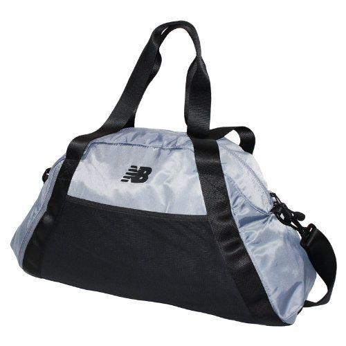 e68499c878a4 New Balance Men s   Women s Gym Bag - Silver Black (500009GY ...