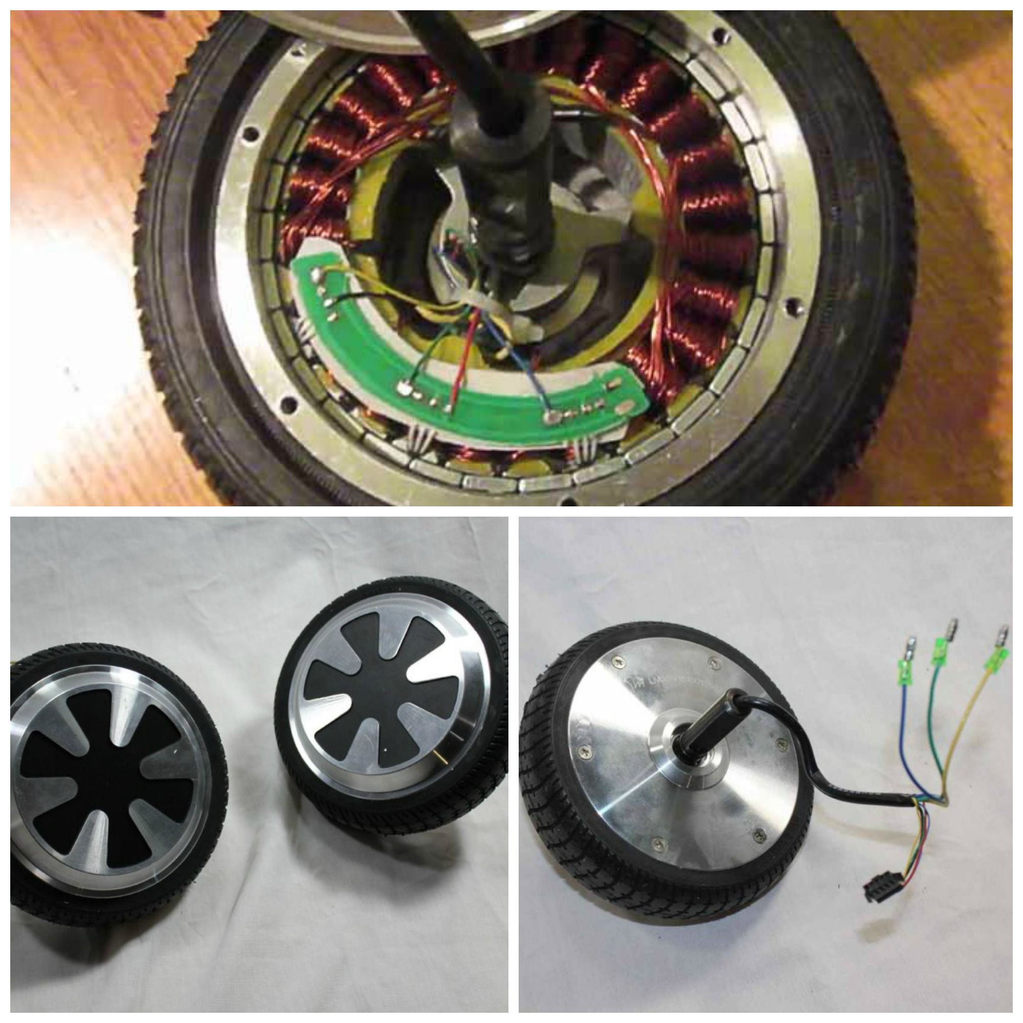 HOVERBOARD WHEEL SIZE: what tire size do I need? #SPEED #TopSpeed ...