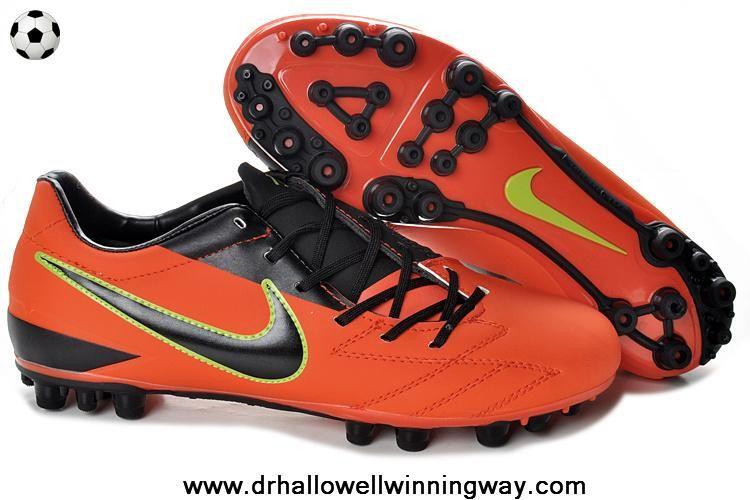 Nike Total90 Laser IV AG Crimson Black