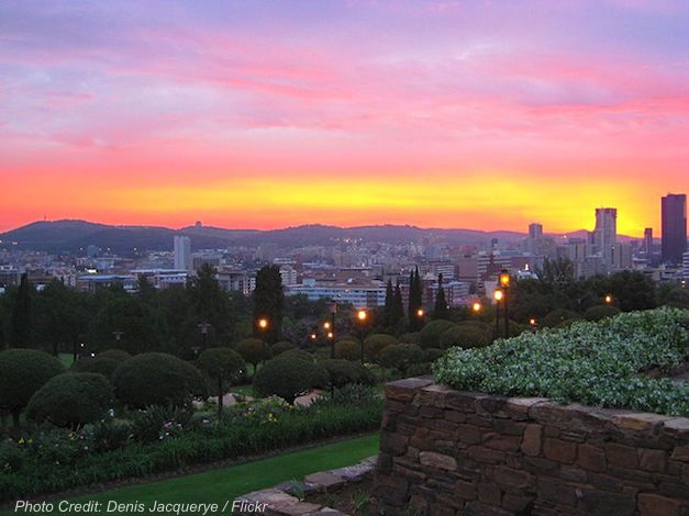 South African City Tshwane Gives Free Wifi to Residents