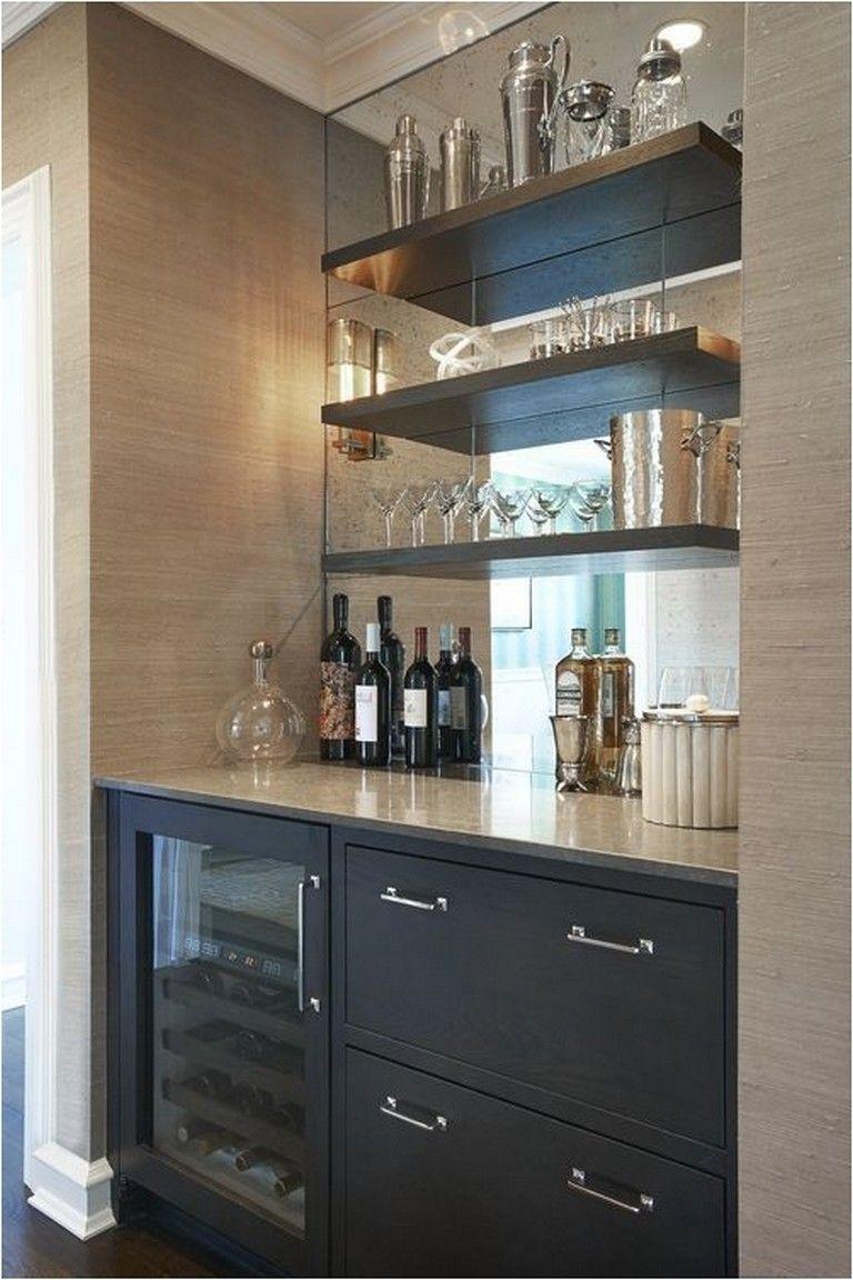 155 Mini Bar For Apartment Ideas That Can Create You Relax Apartmentdecor Apartmentideas Apartmentgardening