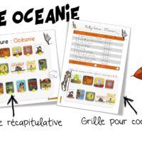 Rallye Océanie : cycle 2 et 3