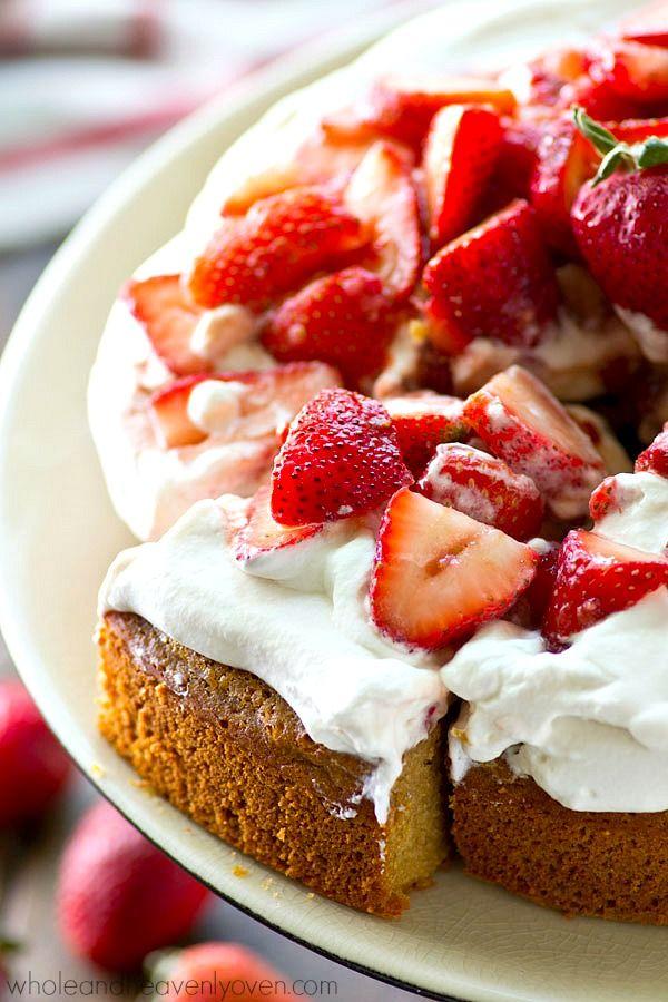 recipe: classic strawberry shortcake cake [29]