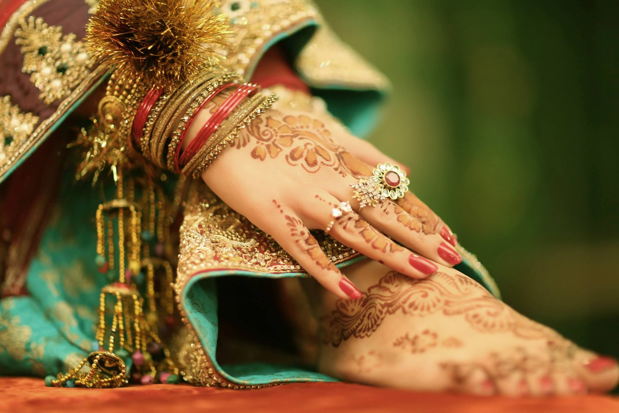 Bridal Mehndi Rates In Karachi : Shahnawaz studio photography mix bridal hands