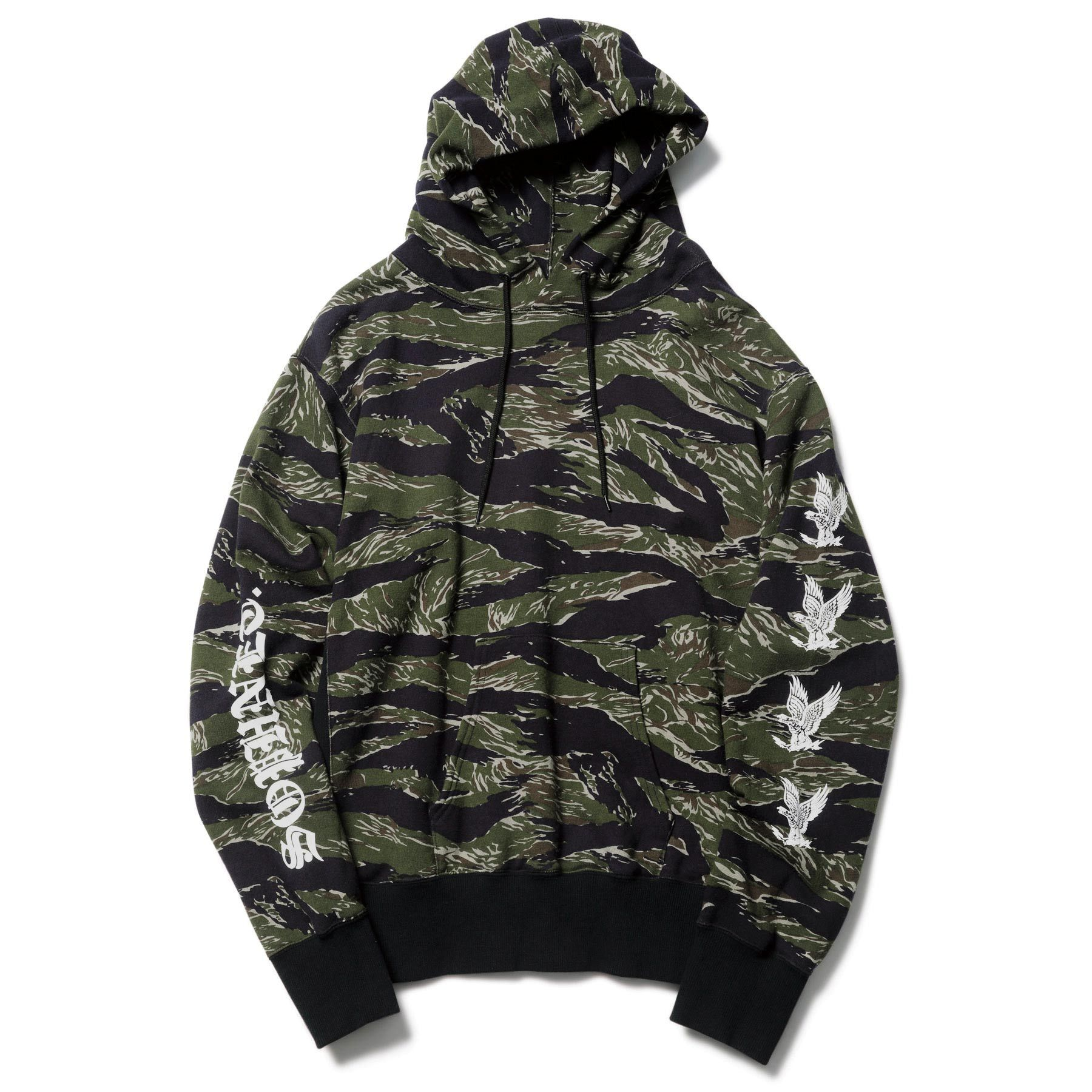 4f34688fc7 EAGLE STAR PULL OVER SWEAT HOODY(M CAMOUFLAGE)