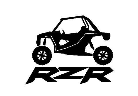 Truck Car Decal Rzr Polaris Decal Vinyl Decal Outdoor
