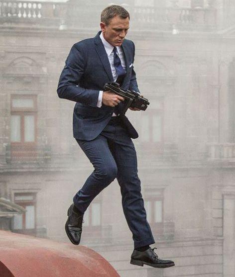 Prächtig spectre james bond mexico chase outfit | Daniel Craig in 2018 &DQ_74