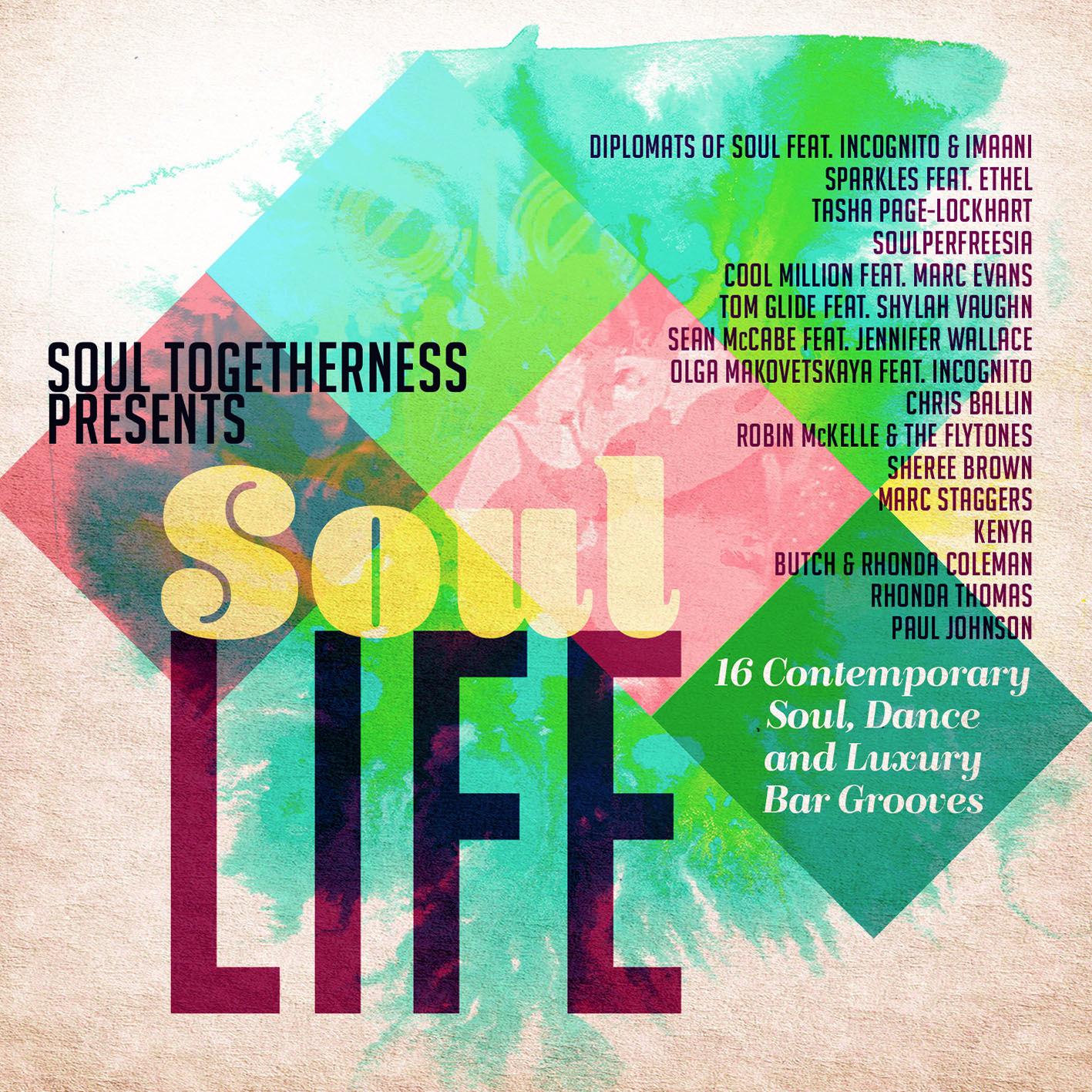 Soul Togetherness Presents Soul Life Vinyl Record Album Covers Vinyl Record Album Soul Music