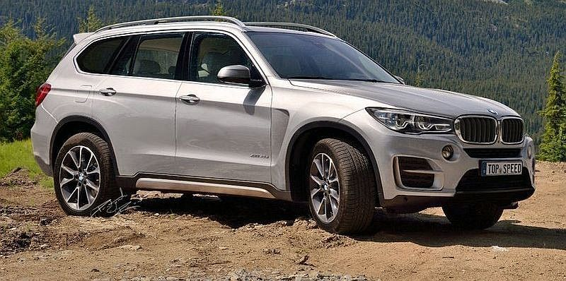 2016 BMW X7 large SUV release date, price, specs (With