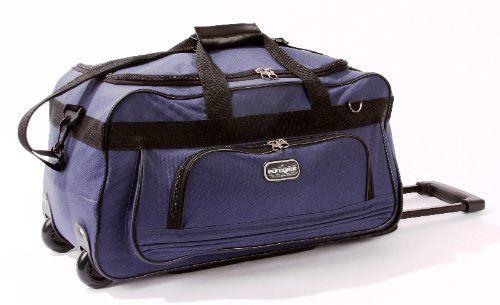 """20"""" Wheeled Duffle Bag Case Pack 6 20"""" Wheeled Duffle Bag Case Pack 6"""